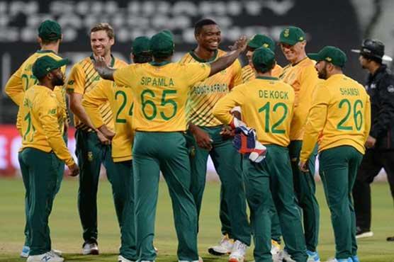 South Africa announces 21-man squad for Pakistan tour