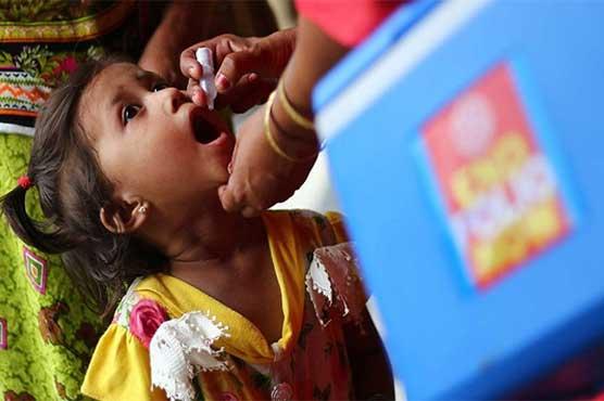 Five-day anti-polio drive kicks off across country