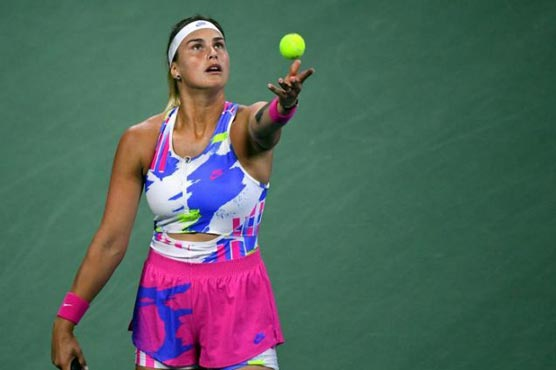 Sabalenka clinches third straight title with easy win in Abu Dhabi