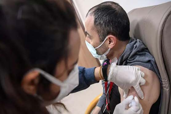 Turkey launches vaccination drive with Chinese jab