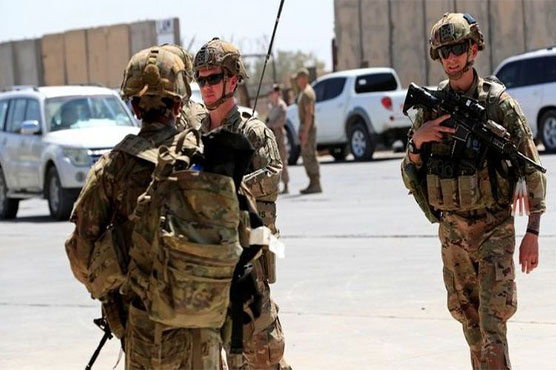 USA  troop levels in Afghanistan, Iraq drop