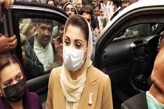 Broadsheet issue backfired on govt: Maryam Nawaz