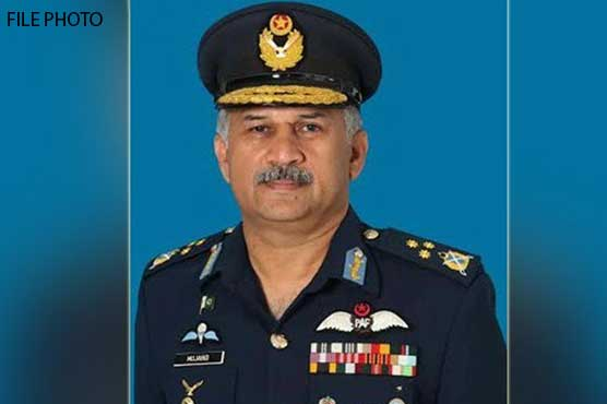 Pakistan stands with Turkey in war on terror: Air Chief