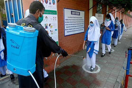 Matric, intermediate classes resume after two-month closure