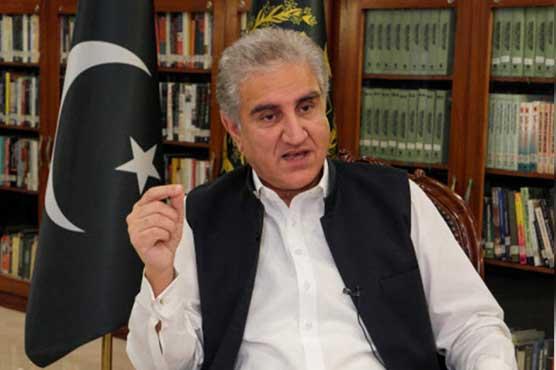 PDM's anti-state narrative won't succeed: FM Qureshi