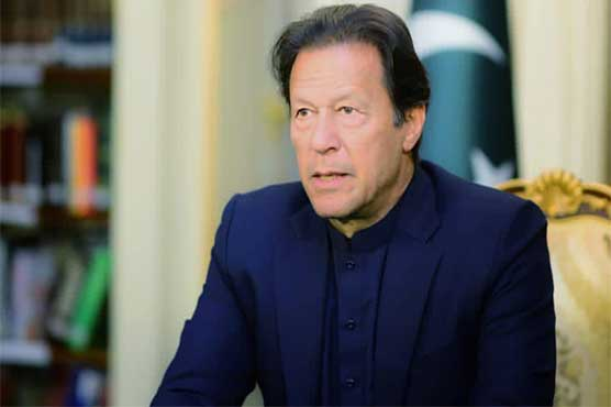 PM Imran challenges to broadcast foreign funding case proceedings