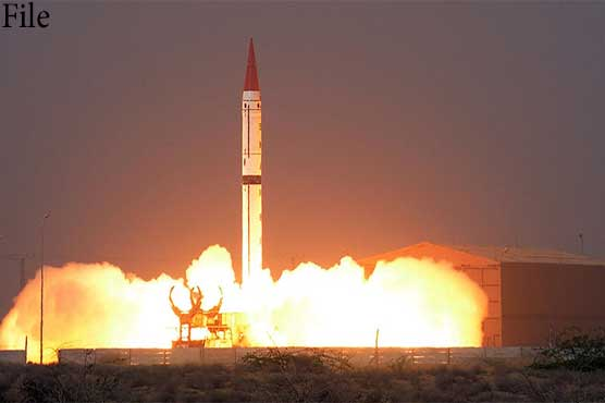 Pakistan successfully test-fires Shaheen-III missile