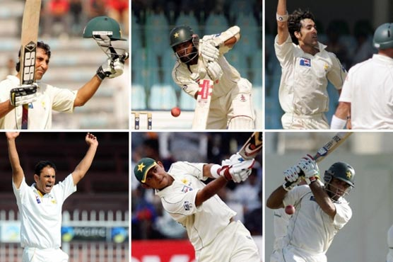 Former cricketers await Pakistan-South Africa Test series