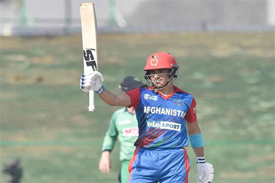 Gurbaz ton leads Afghanistan to victory over Ireland