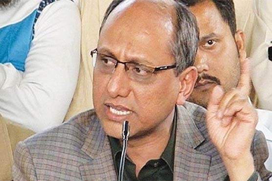 Difficult to complete syllabus of children due to closure of institutions: Saeed Ghani