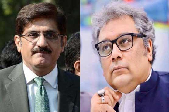CM Sindh, Ali Zaidi pen letters to premier after verbal clash