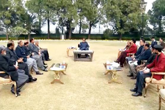 Parliamentarians call on PM to discuss ongoing development projects