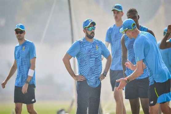 South Africa Tests mark 'monumental moment' for Pakistan cricket