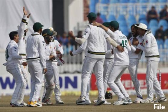 Pakistan confirms 17-player squad for first South Africa Test