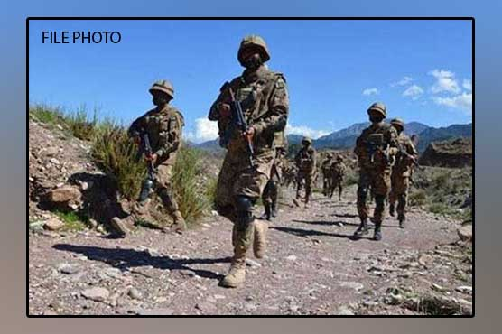 Security forces kill five terrorists in North Waziristan IBO: ISPR