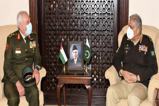 Pakistan values brotherly relations with Jordan: COAS