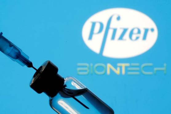 U.S. CDC sees lower rates of allergic reaction after Pfizer vaccine