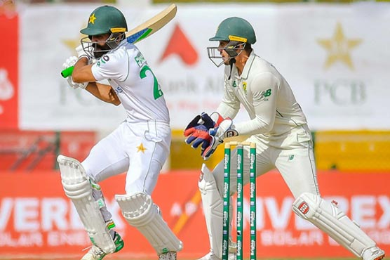 Pakistan all out on 378, take 158-run lead in South Africa Test