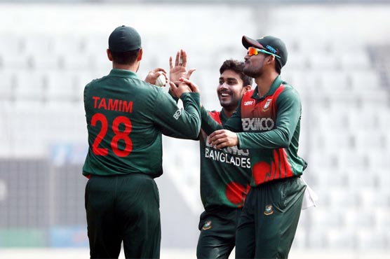 Bangladesh to launch vaccination drive for cricket players