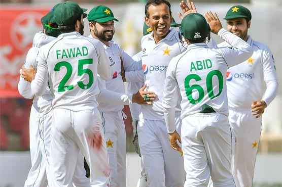 Pakistan beat South Africa by 7 wickets in first Test