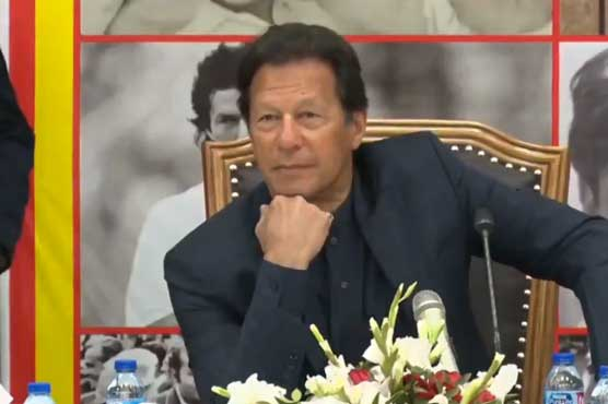 Bidding already underway for seats in Senate election: PM Imran