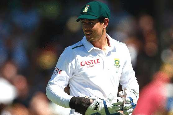 De Kock calls for South African batsmen to show more steel