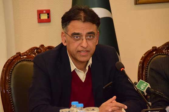 CPEC IT joint working group on cards: Asad Umar