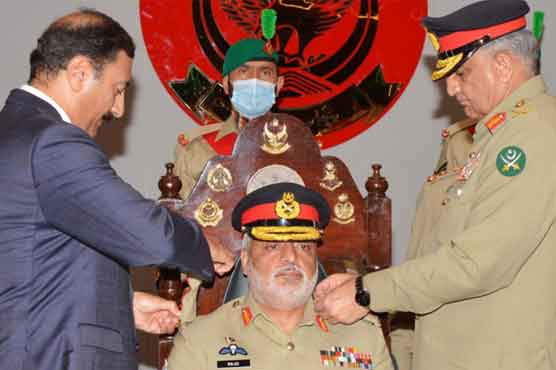 Pakistan Army committed to modernize its infantry: COAS