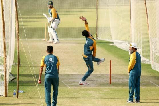 Pakistan begin training camp in Karachi from Wednesday