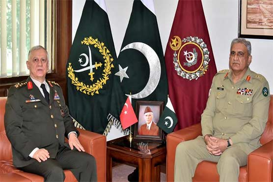 Pakistan highly values brotherly ties with Turkey: COAS