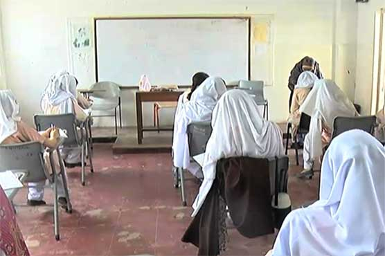 Matric's Mathematics paper leaked on social media in Nawabshah