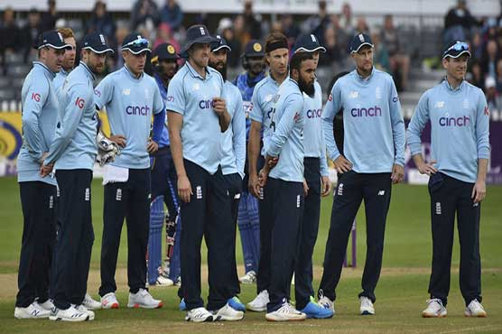 England name new squad for Pakistan ODIs after Covid outbreak