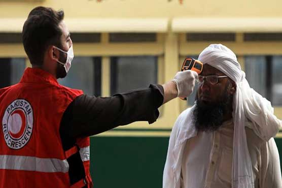 Pakistan reports 1,517 coronavirus cases, 17 deaths in 24 hours