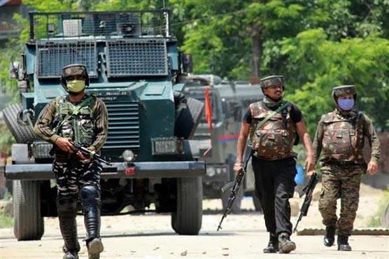 Indian troops martyr two Kashmiri youth in Handwara