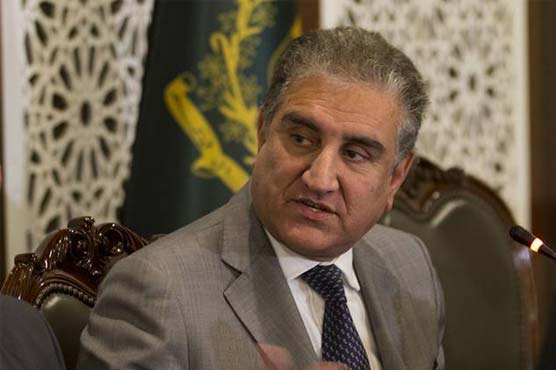 China stood by Pakistan through thick and thin: FM Qureshi