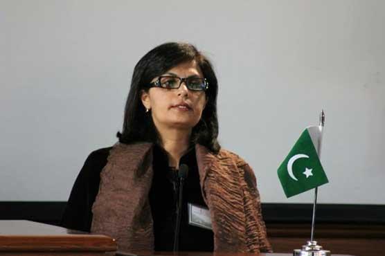 Dr Sania highlights 'Ehsaas programme's achievements at UN's forum