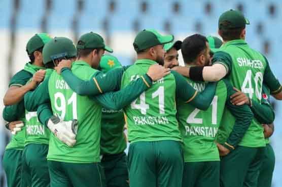 Pakistan eyeing top spot in ICC Men's Cricket World Cup Super League