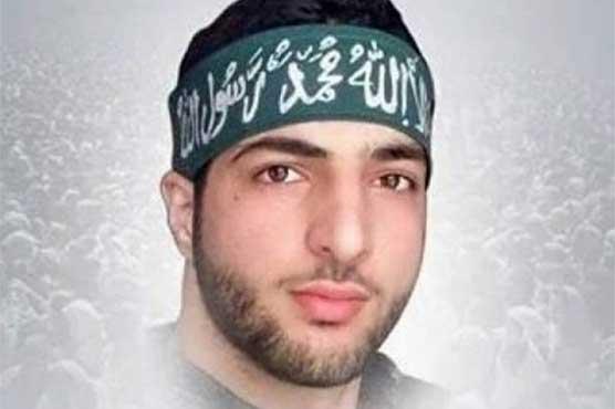 Kashmiris on both sides of LoC observe martyrdom anniversary of Burhan Wani