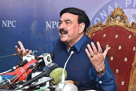 Govt has decided to register all foreigners coming to Pakistan: Sheikh Rashid