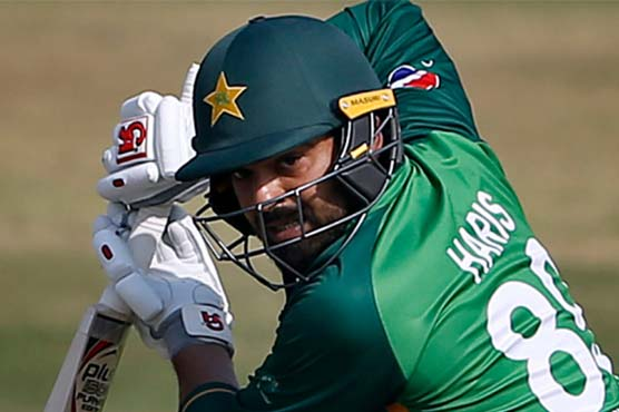 Haris Sohail ruled out of England series