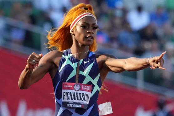 Post about Sha'Carri Richardson's Olympic replacement stems from parody news site