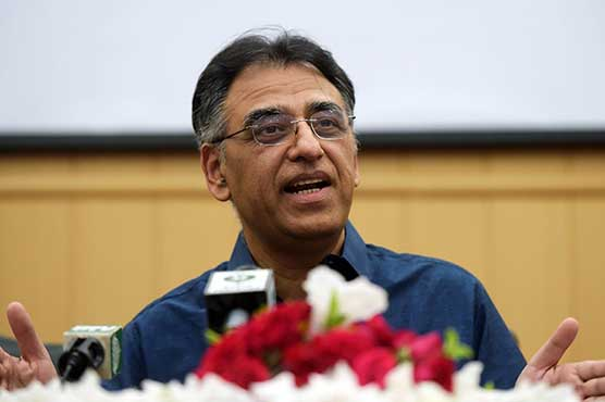 Govt not to impose complete lockdown during 4th wave of Covid-19: Asad Umar