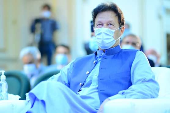 PM Imran fears Indian virus variant could spread in Pakistan