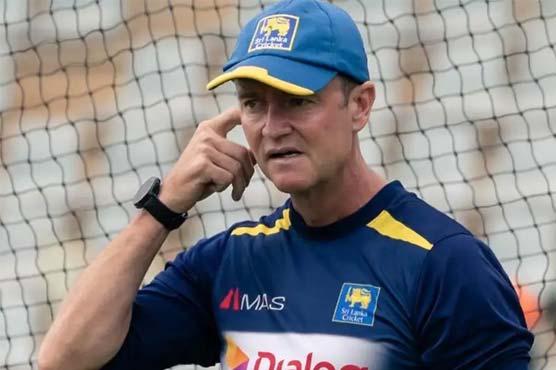 Sri Lanka cricket coach tests positive for Covid