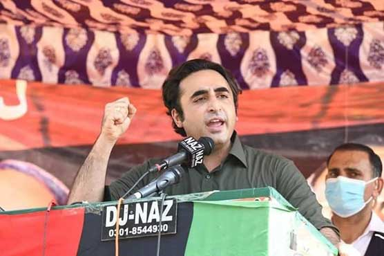 Will send selected packing who sold Kashmir: Bilawal