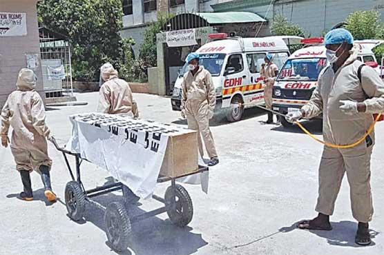 Pakistan reports 1,980 coronavirus cases, 27 deaths in 24 hours