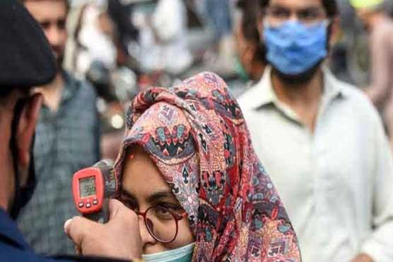 Pakistan reports 1,590 coronavirus cases, 21 deaths in 24 hours