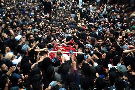 Kashmir Martyrs Day being observed