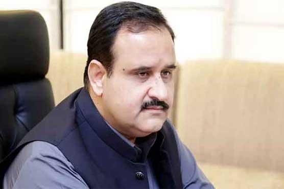 CM Buzdar alleges opposition of damaging Kashmir cause