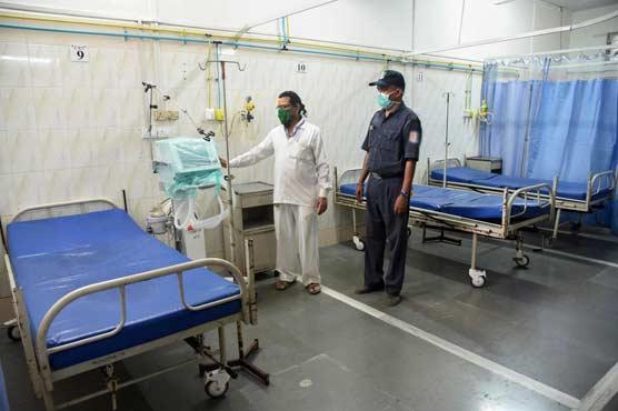 Karachi: Man escapes quarantine center after testing positive for Covid-19
